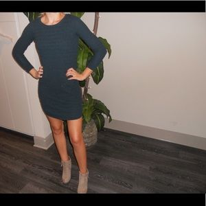 LOFT Sweater dress! Perfect for fall!